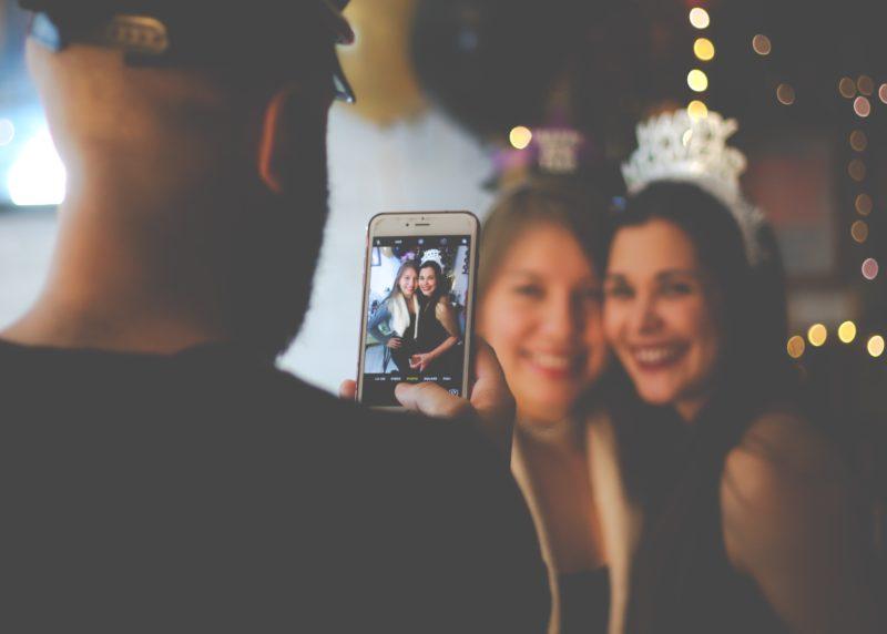 The Ultimate Party Hosting Hack Selfie