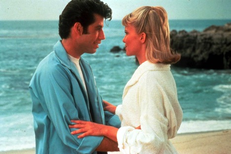 All About August - Grease Picture