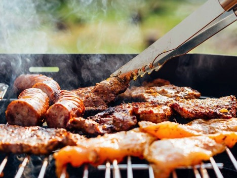 All About August - Summer BBQ cooking