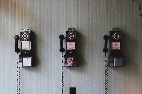 Networkign contacts - Public Phones
