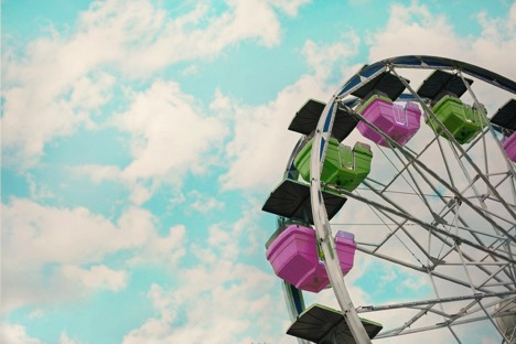 T.O. Guide: August's End - Ferris Wheel from Pexels