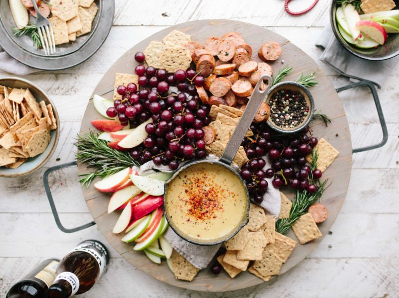 Clean T.O 10 Essential Tips to Host Thanksgiving in Your Condo picture of appetizers