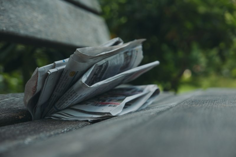 Clean T.O 4 Valuable Tips to Sell Your Condo Picture of Newspaper