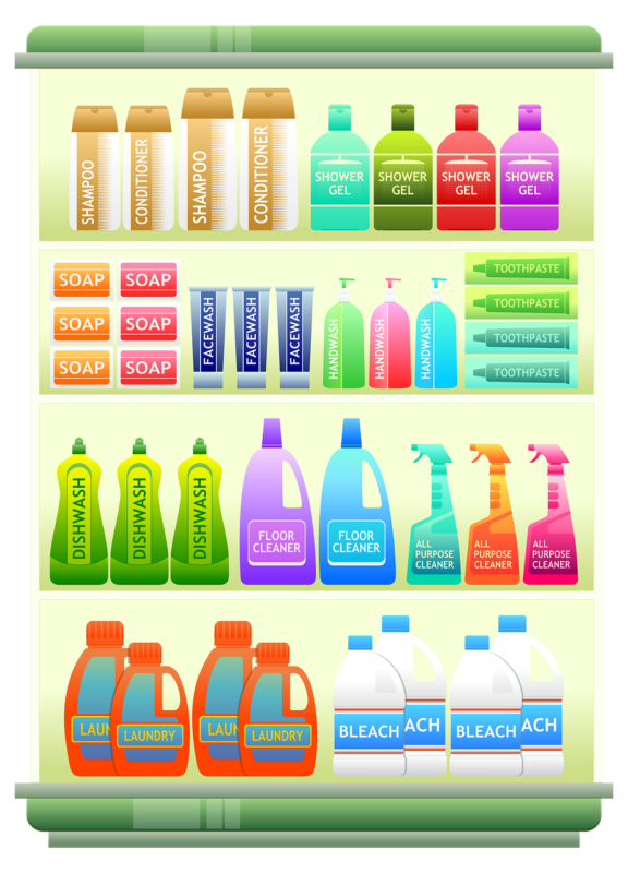 Clean T.O Everything You Need to Know About Green Cleaning picture of products