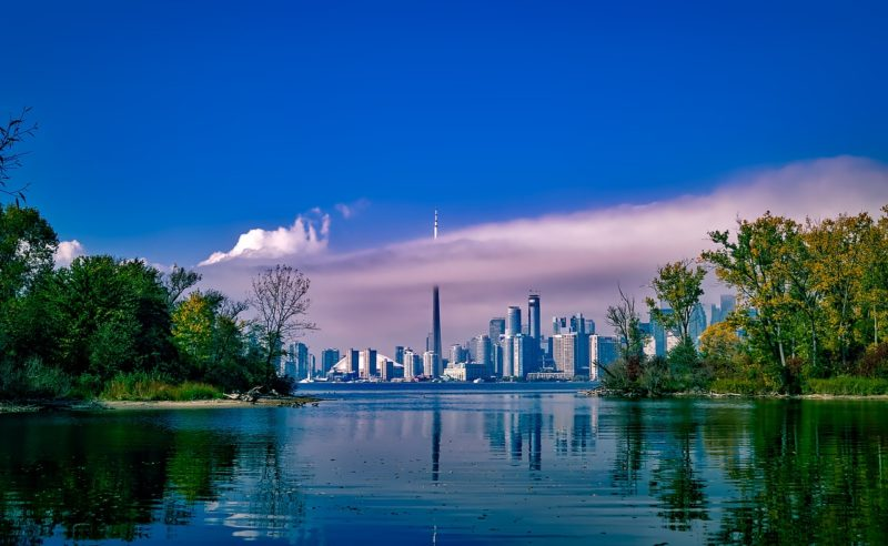Clean T.O Everything You Need to Know About Green Cleaning picture of toronto scape