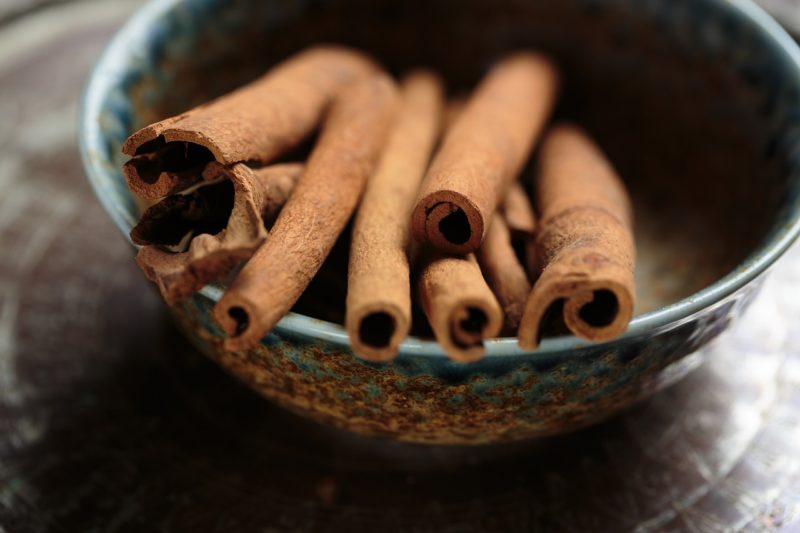 Clean T.O Ditch Your Coffee for Aromatherapy Picture of Cinnamon