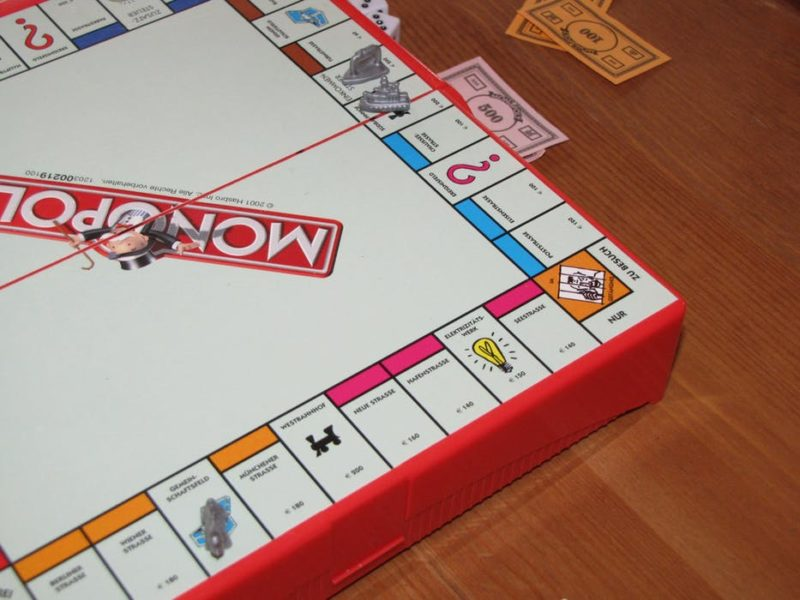Clean T.O Parenting Just Got Easier Monopoly