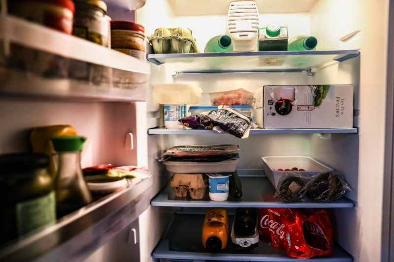 Clean T.O Why Your Condo Should NEVER be Unoccupied Picture of Fridge