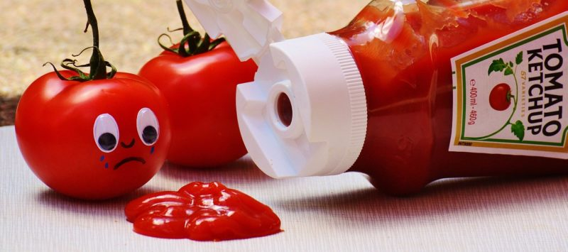 clean t.o 10 weird facts about cleaning - Ketchup