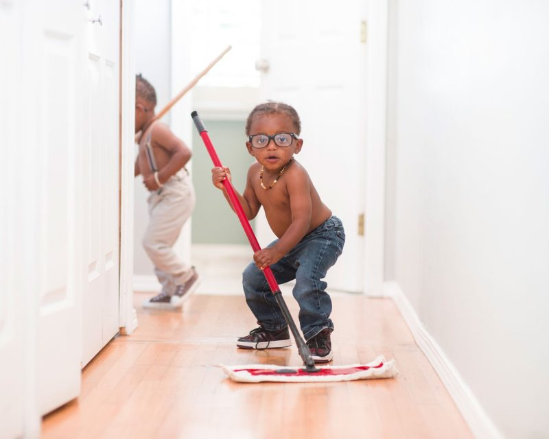 clean t.o 10 weird facts about cleaning - Mopping
