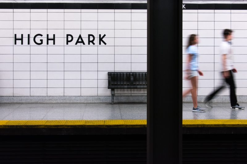 How Clean Is Your TTC Station? High Park