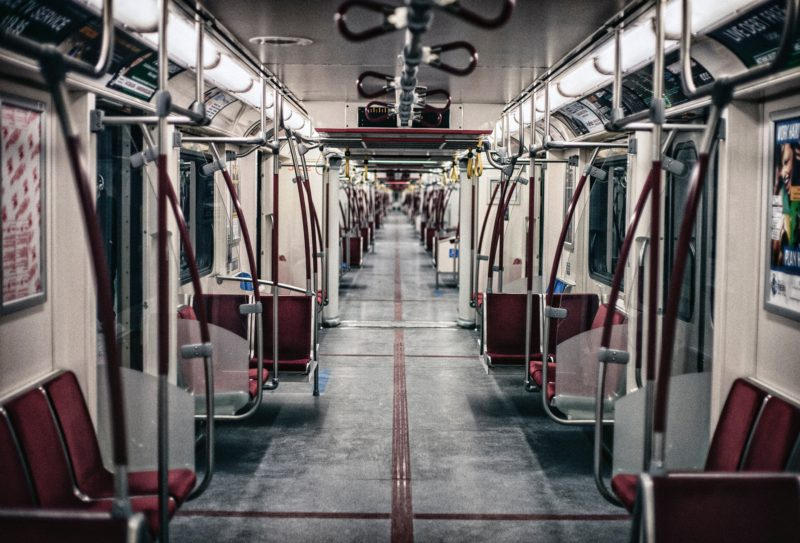 How Clean Is Your TTC Station? Train