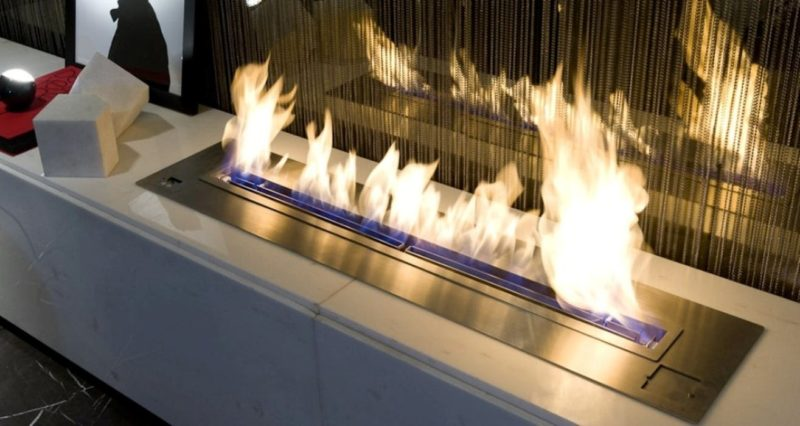 The Air In Your Home Might Be Polluted Fire Place
