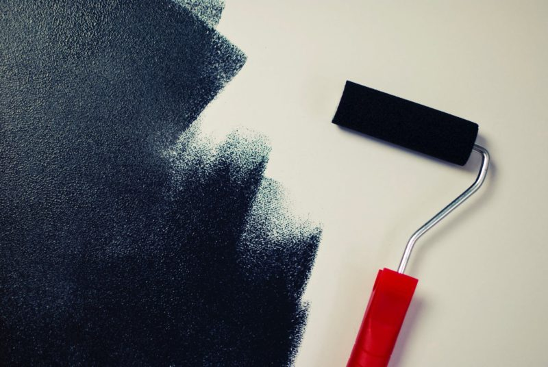 The Air In Your Home Might Be Polluted Paint