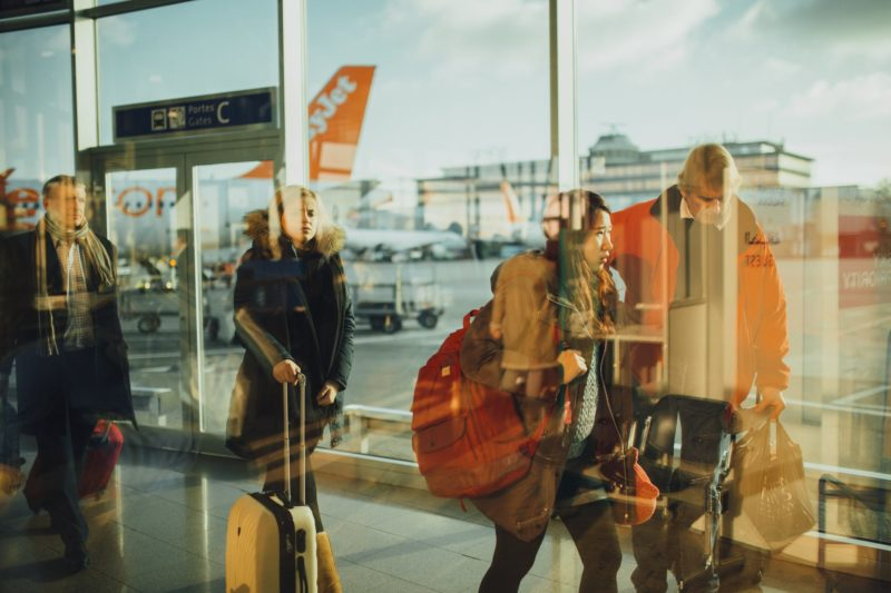 Start Avoiding The Worst Part About Traveling Airport