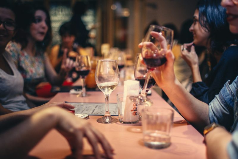 4 Ways Your Server Can Help Remove A Stain Immediately Wine