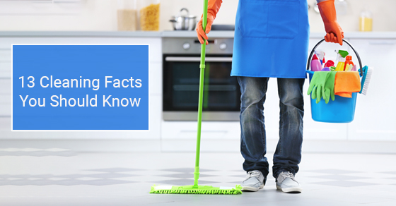 cleaning facts you should know