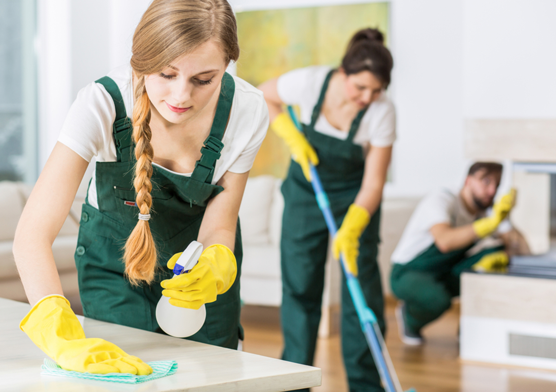 A Homeowner's Checklist for Professional Cleaning Services