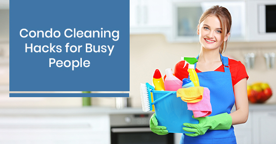 Cleaning Hacks for Busy People