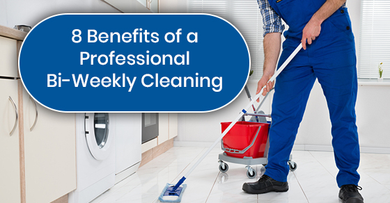 Benefits of bi-weekly cleaning