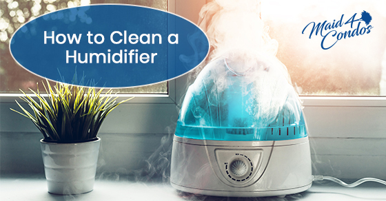 Tips to clean a humidifier